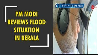 5W1H: PM Modi reviews situation in flood-hit Kerala