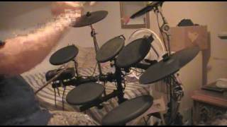 G-Rad: Mudvayne - Dig drum cover on Roland TD-3