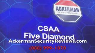 Ackerman Security Systems business reviews