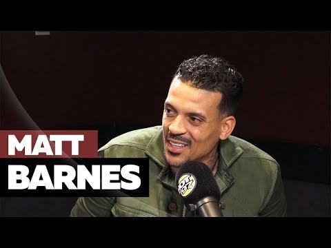 Matt Barnes Keeps It Real On Derek Fisher, Austin Rivers, & Huey Newton Movie