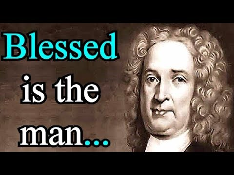 Matthew Henry - Blessed is the Man that Walks not in the Counsel of the Ungodly (Audio Reading)