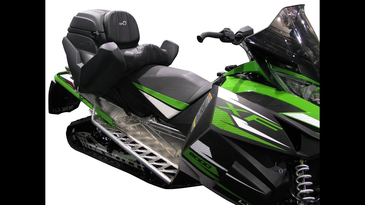 3SIXTY NORTH - Rototeck Titan 2 Up Seat install on 2015 Arctic Cat XF8000  Highcountry