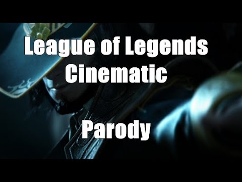 League of Legends Cinematic: A Twist of Fate [Parody] - YouTube