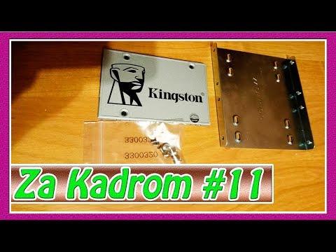 Закадровые Съемки с Дмитрием Невзоровым #11 - Попытка Установки Windows 10 на Новый SSD KINGSTON