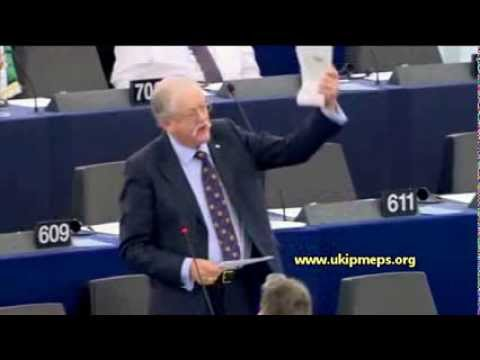 My constituents are telling me, Better Off Out! - Roger Helmer, UKIP MEP