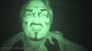 Castle Of Chaos Haunted House (Complete Nightvision HD Walkthrough) Salt Lake 2011