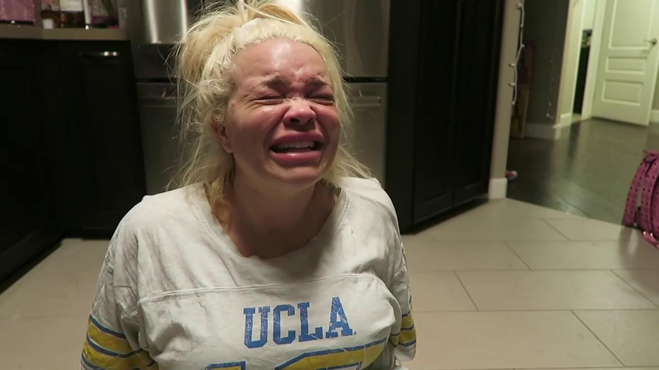 Trish Paytas Crying Highlights
