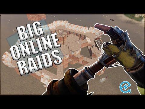 Big Online Raids - Rust thumbnail