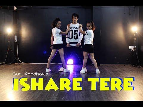 Ishare Tere Dance Cover | Guru Randhawa, Dhvani Bhanushali | Mohit Jain's Dance Institute MJDi