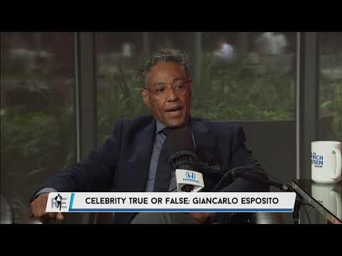 'Celebrity True or False' with Giancarlo Esposito  The Rich Eisen   82118