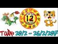 Tử Vi 12 Con Giáp 2017 | Tử Vi Trong Tuần (20/2 - 26/2/2017) | Tử Vi Hàng Tuần 2017