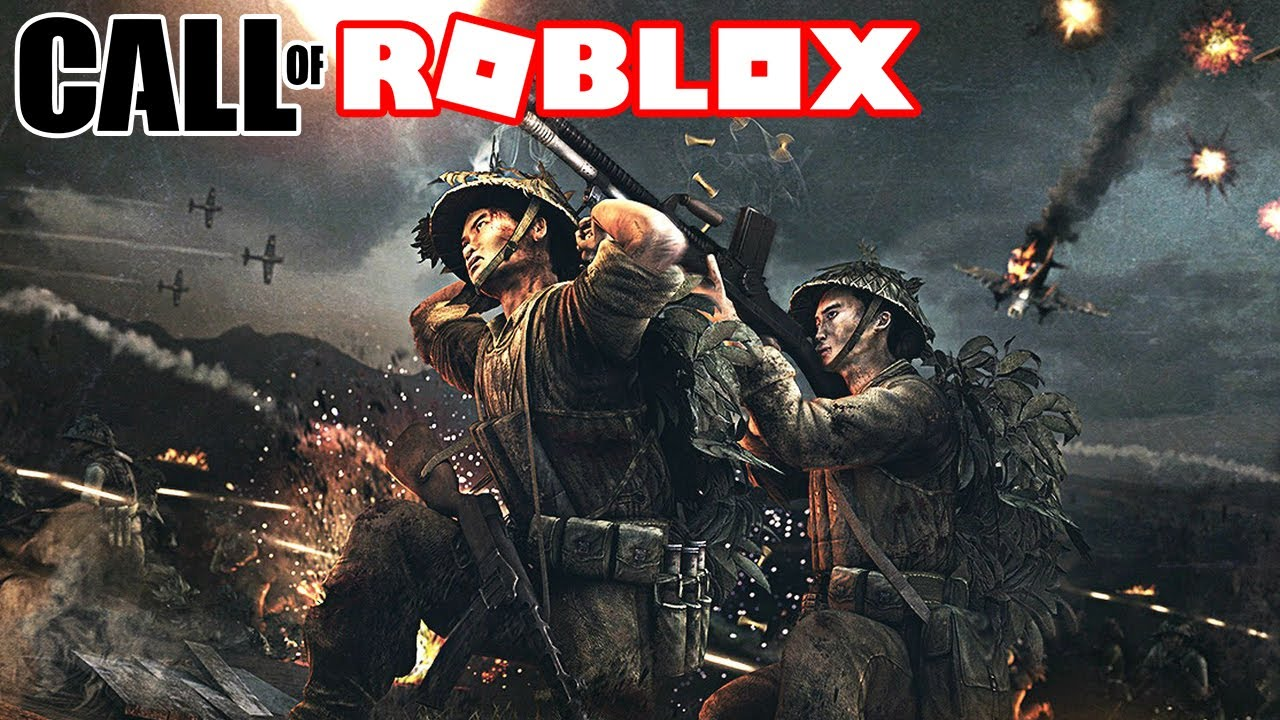 New Cod Game Call Of Duty Unit 1968 Vietnam In Roblox Youtube