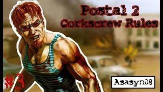 #3 Postal 2: Corkscrew Rules - W poszukiwaniu chirurga [Let's Play PL]