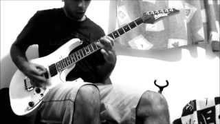 Iced Earth - The Phantom of Opera Ghost (Guitar Cover)
