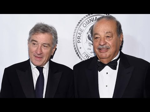 Stars pay tribute at Robert De Niro, Friars event