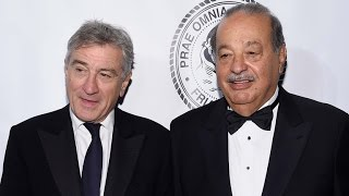 Stars pay tribute at Robert De Niro, Friars event