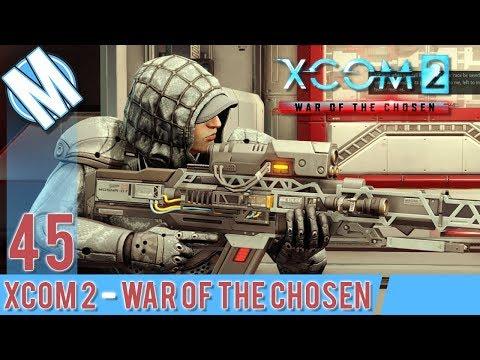 XCOM 2 WAR OF THE CHOSEN PART 45 - WE HIT UP THE WARLOCK'S HOUZZ, PART ONE