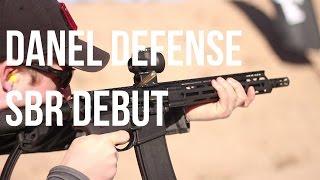 Industry Range Day Daniel Defense SBR Debut | SHOT 2017
