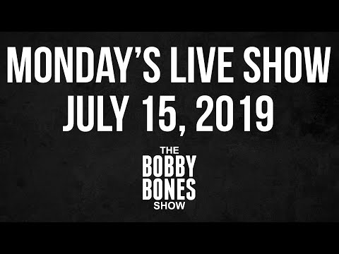 Live Stream From Our Brand New Studio; Monday's Show