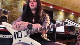 Guitar Lesson | Ozzy Osbourne Guitarist Gus G | Pentatonic Scale Riffs | 3 Ways to Shred Faster