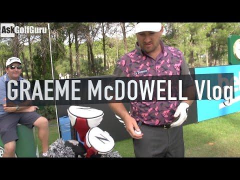 Graeme McDowell Vlog