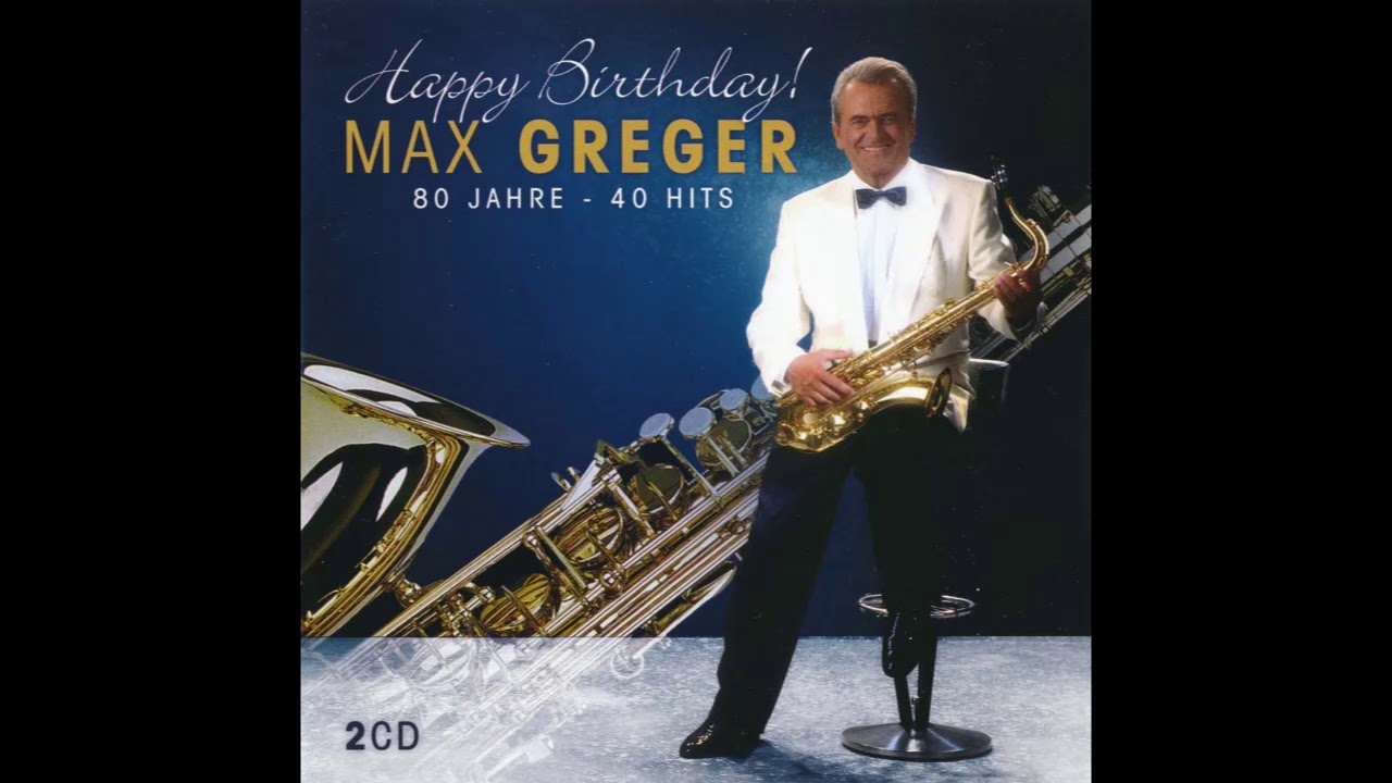 Max Greger