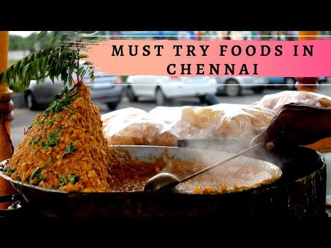 Best food should try in Chennai | Travel with J | Just Travel