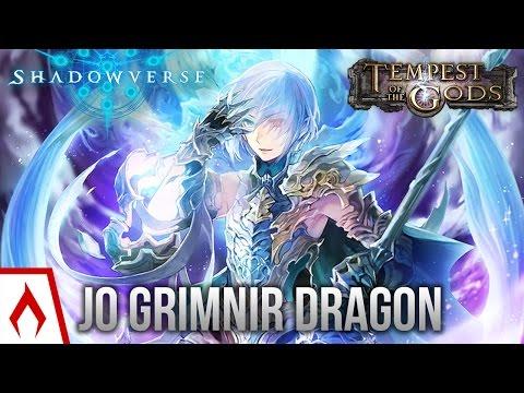 [Shadowverse] The Mad Cyclone - TotG JO Grimnir Dragoncraft Deck Gameplay