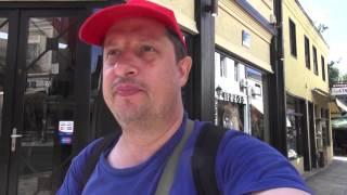 Македония Скопье старый город  Македонија Скопска Чаршија(Как я уже замечал раньше, Скопье делиться на