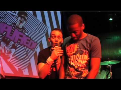 Cards and Cheques - Featuring Bashy - Live - Cargo - 8/06/09