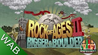 Rock of Ages 2 (PC, PS4 and Xbox 1) - Worthabuy?