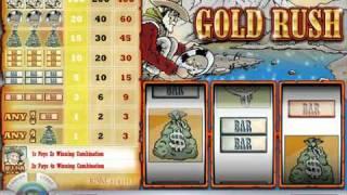 Gold Rush | Classic Slot | USACasinoGamesOnline