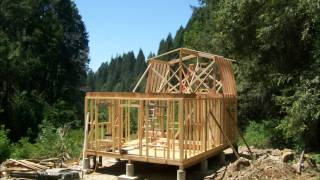 Building My Cabin.wmv