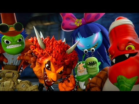 Skylanders: Trap Team - Escaped Doom Raiders - Part 3