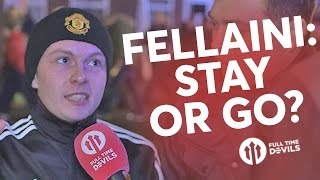 Fellaini: Stay Or Go? | FANCAMS: BEST OF THE REST! | Manchester United 2-0 Hull City