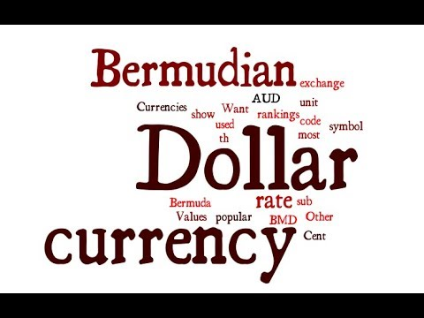 Bermudian Currency - Dollar