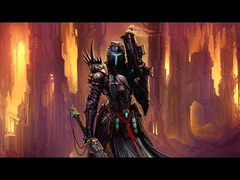 Invictus - Black Widow (Official Lyrics Video)