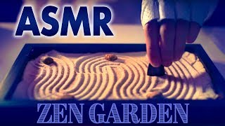 [ASMR] Zen Garden Sleep AID (decreasing brightness) 45 min - No Talking