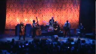 The Avett Brothers - Go To Sleep - Asheville, NC - Civic Center - 12/31/10