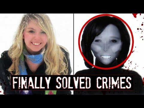 4 Shocking & Disturbing Unsolved Mysteries, Finally SOLVED!