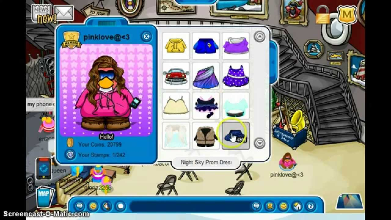 cpps me clothing codes