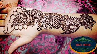 DESI BRIDE # 2 BY NIKITA GANDHI
