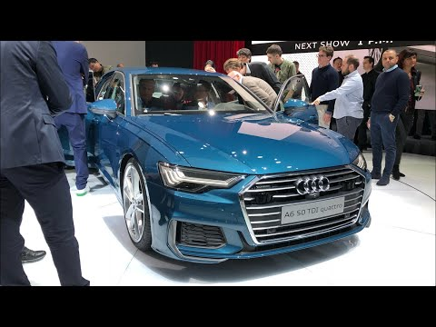Genève 2018 Live Le Stand Audi Youtube