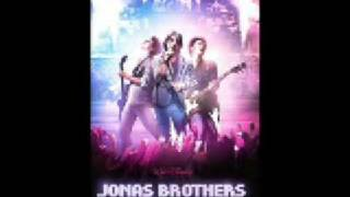 Jonas Brothers 3D Concert Movie Soundtrack  Burning Up  Live Recording HQ