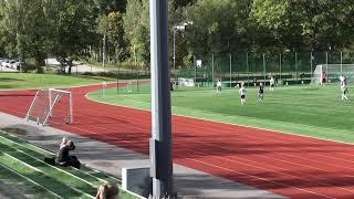 23.09.18 Espoo-IFK F18 - Halvlek 1