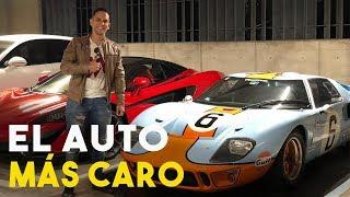 BUSCANDO UN FORD GT40 EN MÉXICO    ALFREDO VALENZUELA