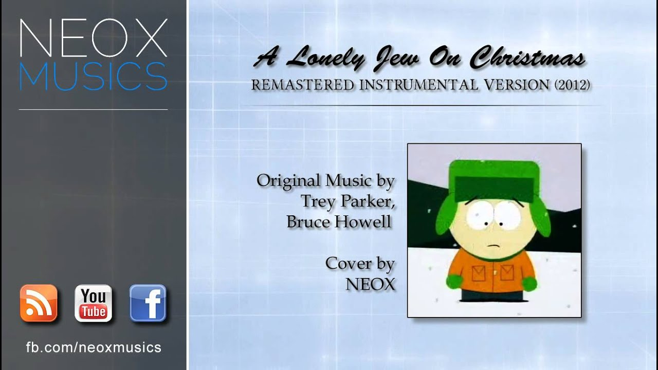 NEOX - A Lonely Jew On Christmas (remastered instrumental version ...