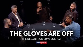 Analysing Andy Ruiz Jr vs Anthony Joshua 2 | The Gloves Are Off | The Debate