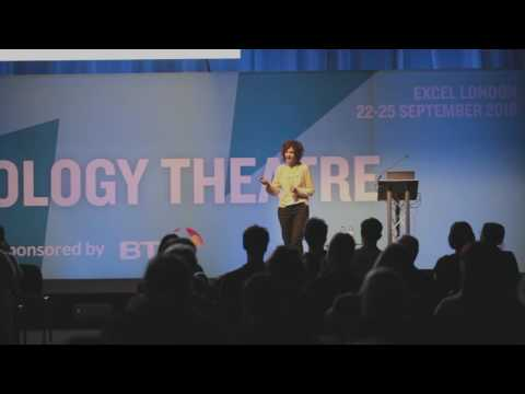 Talk as Technology:  Elizabeth Stokoe at New Scientist Live