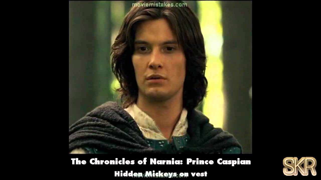 movie mistakes the chronicles of narnia prince caspian